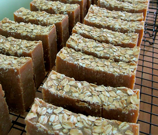 Goat-Milk-Soap-Oatmeal